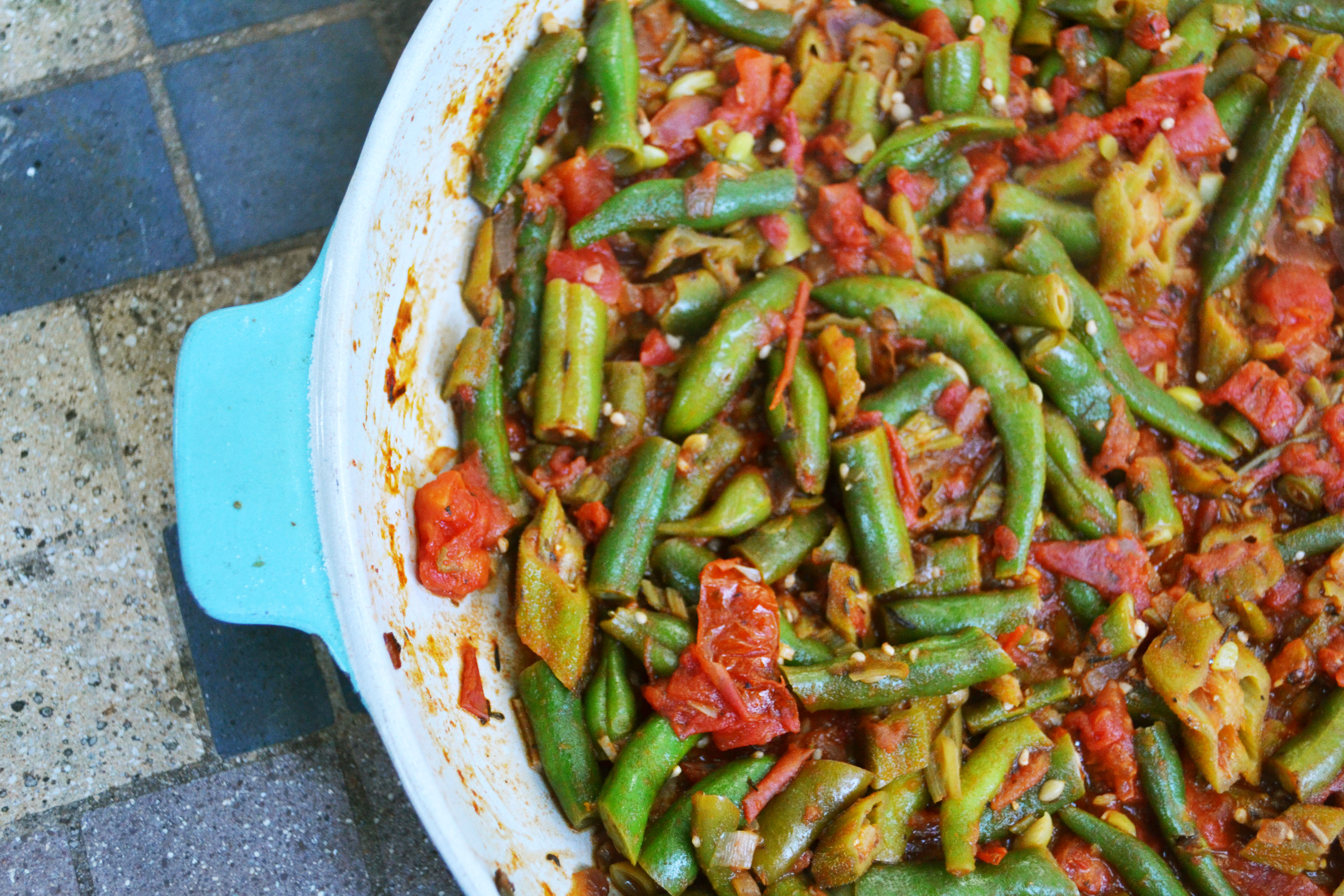 The Kitchen Recipes Green Beans