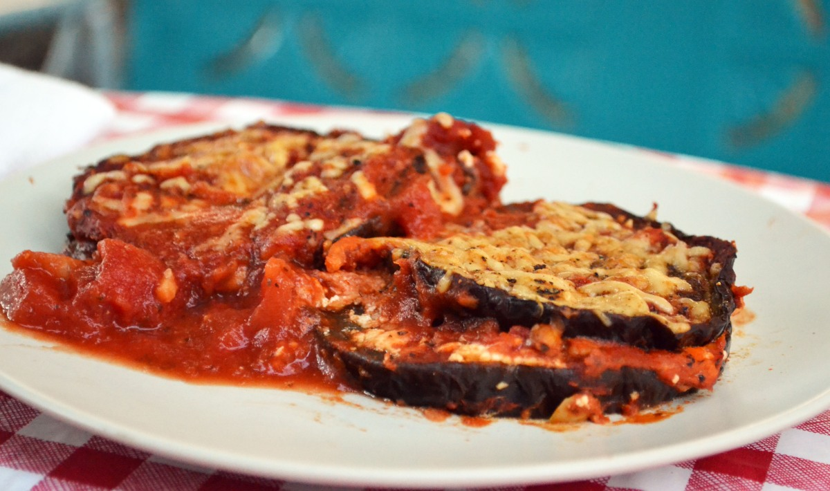 Healthy And Easy Eggplant Parmesan Big Eats Tiny Kitchen