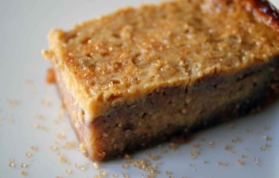 Maple Buttermilk Pie Bars – BIG EATS tiny kitchen
