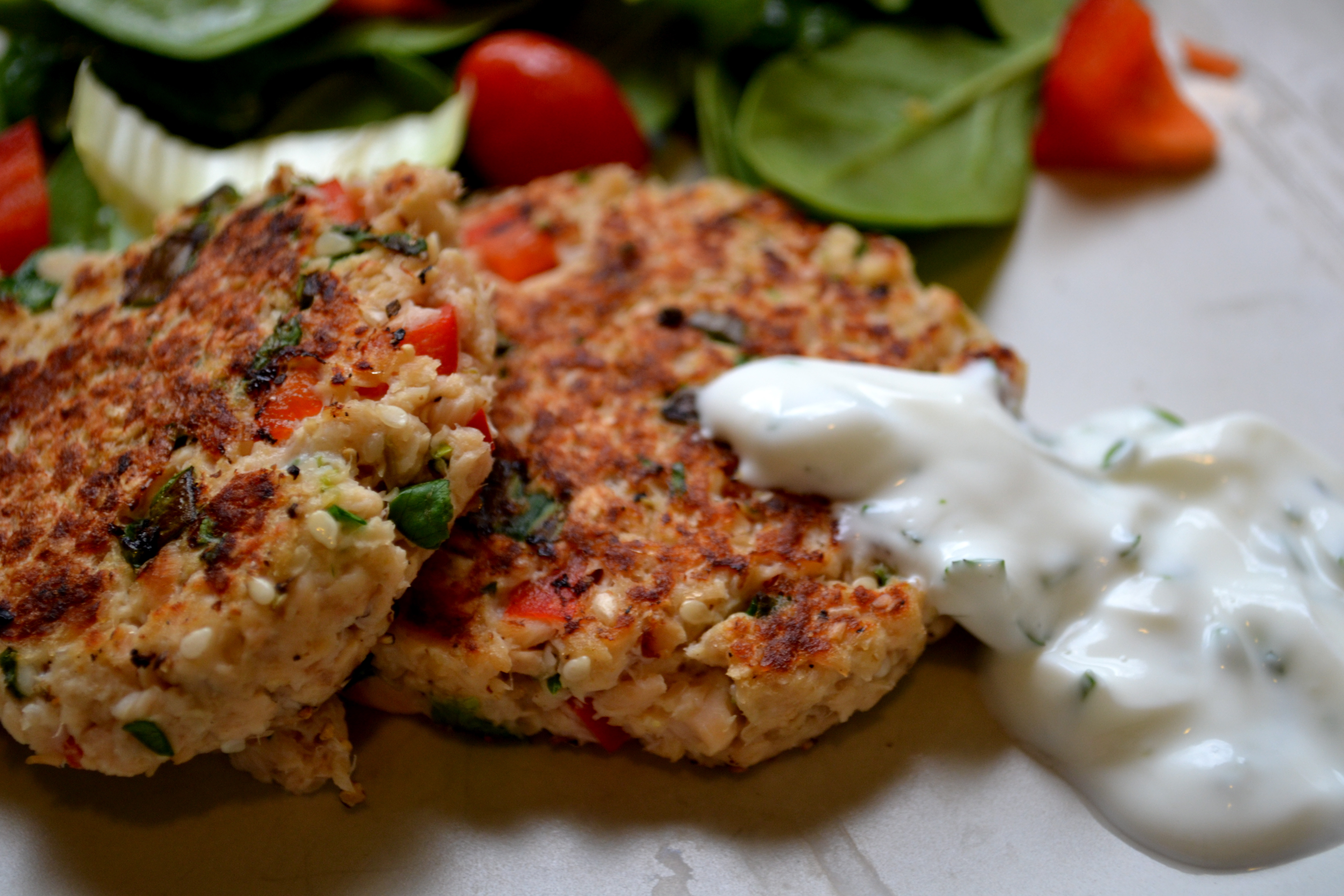 how to cook salmon patties youtube