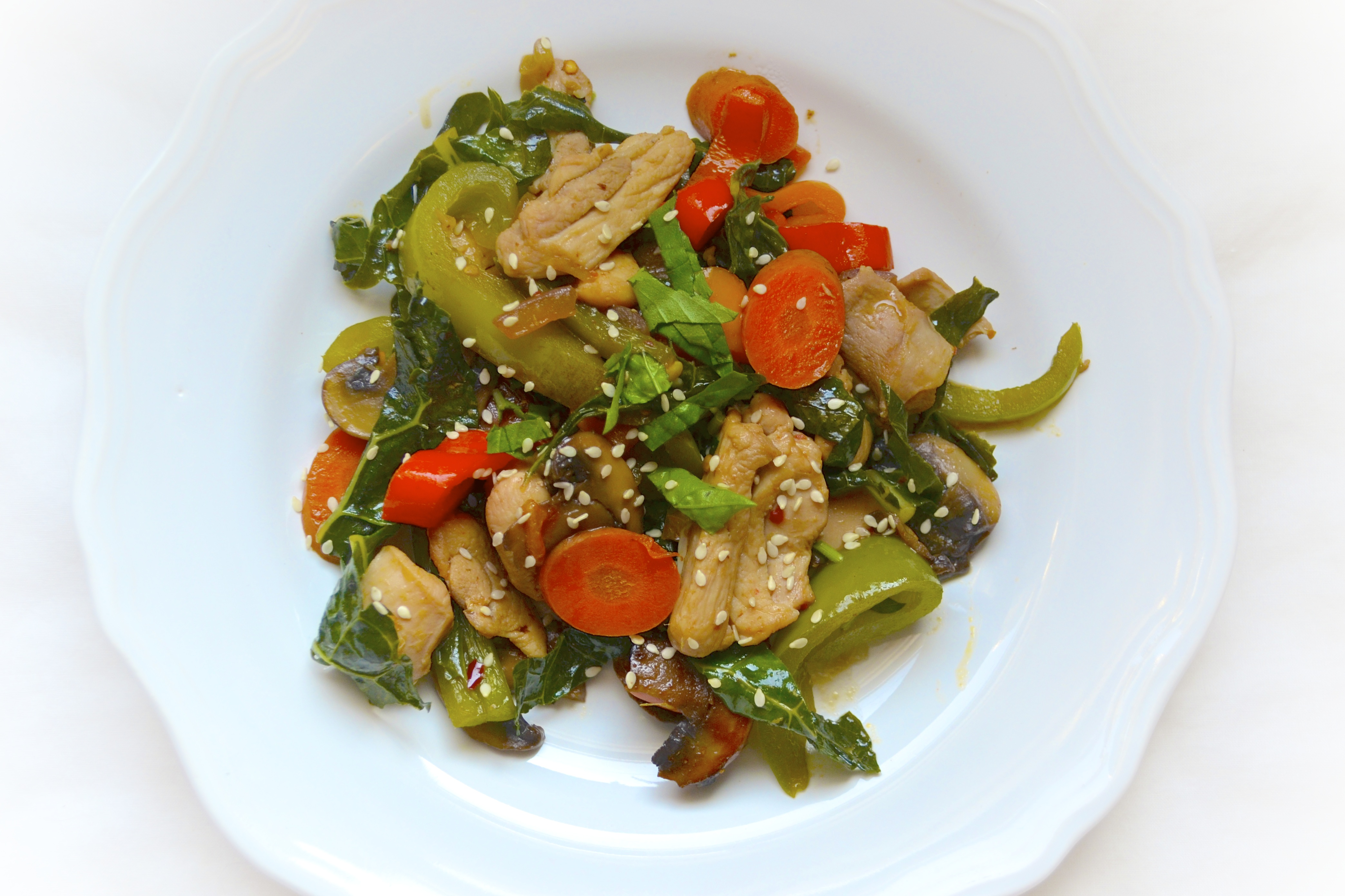 For other stir fry ideas, check out the Food Matters Project here .