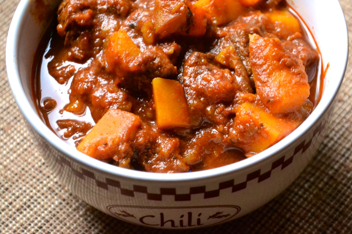 Beat Texas-Style Chili with Butternut Squash
