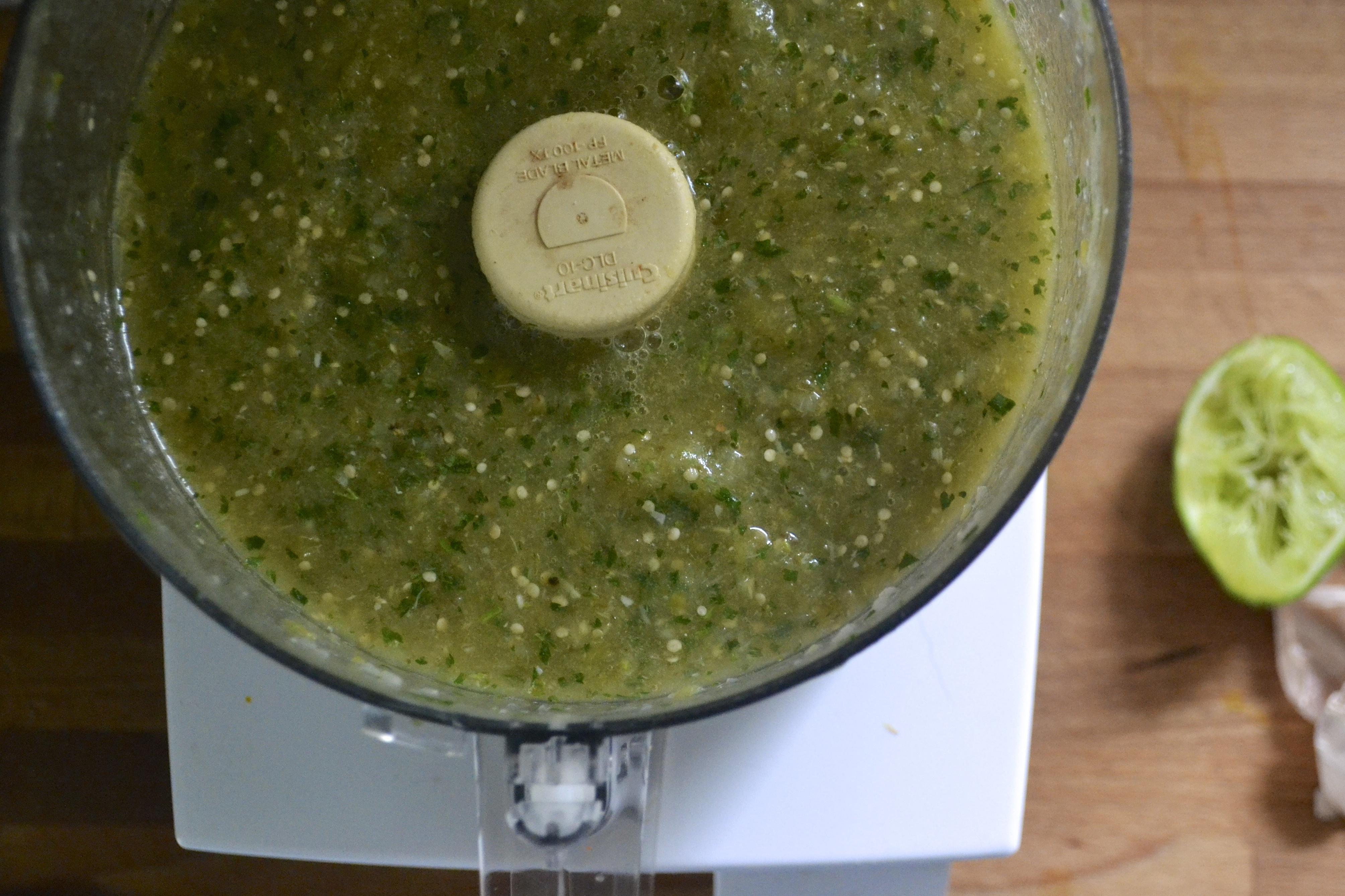 tomatillo salsa salsa aka salsa verde verde mexicana salsa verde