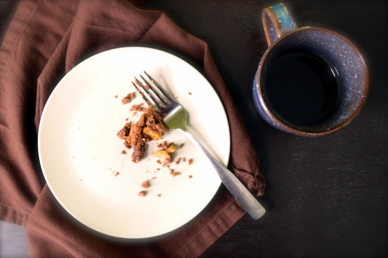 Pumpkin and Apple Coffee Cake - Big Eats Tiny Kitchen