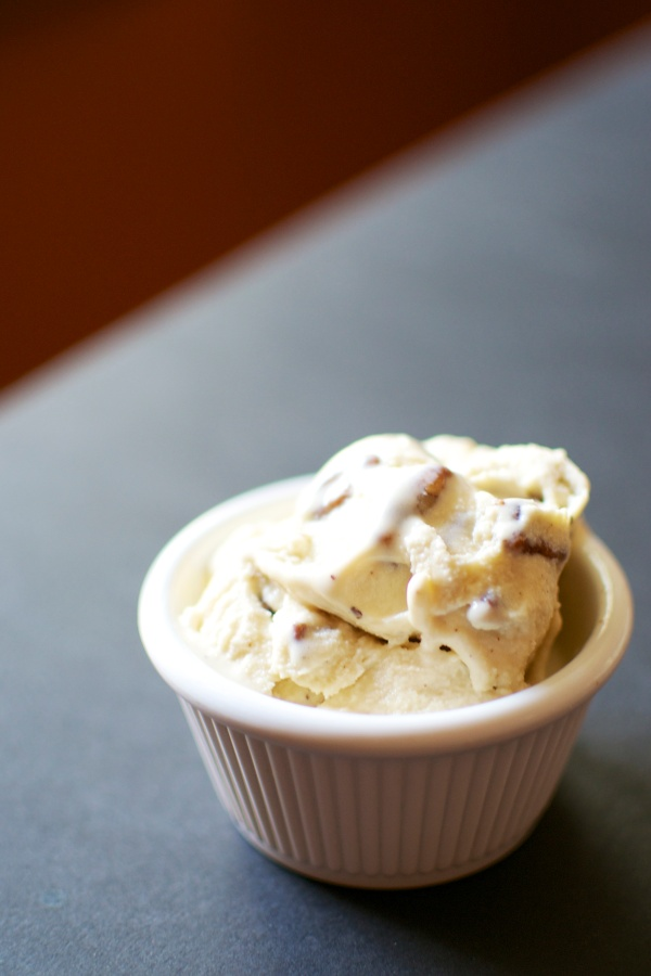 Bourbon Butter Pecan // Big Eats Tiny Kitchen