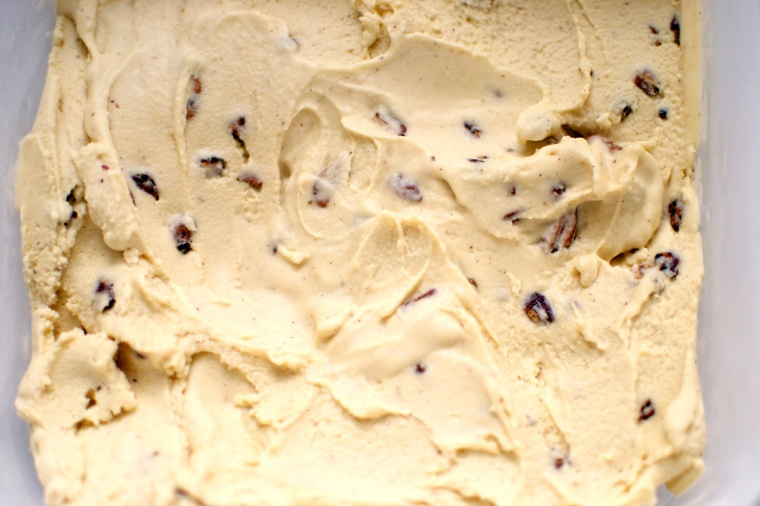 Bourbon Butter Pecan // Big Eats Tiny Kitchen