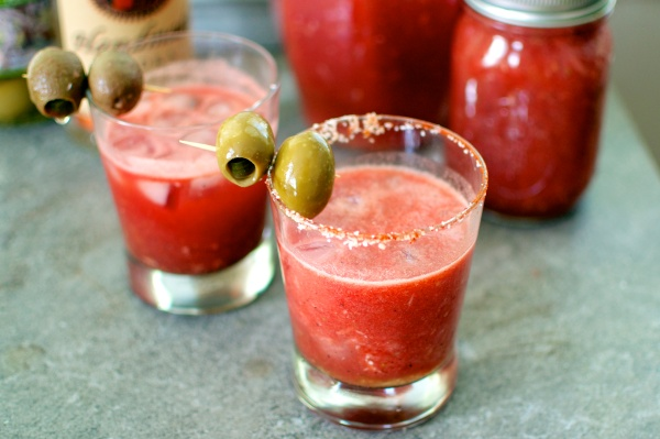 Homemade Bloody Mary Mix // Big Eats Tiny Kitchen