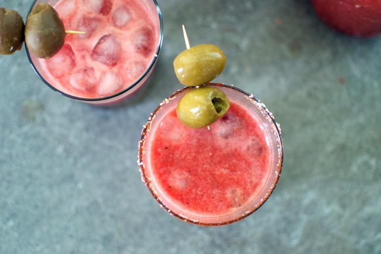 Homemade Bloody Mary Mix // Big Eats Tiny Kitchen